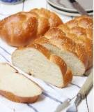 Bánh mì bím tóc Challah bread