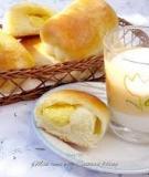 Bánh mì ngọt nhân kem