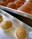 Công thức làm Coffee Buns - Papparoti ngon tuyệt