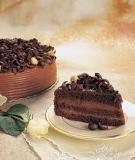 Công thức bánh gatô kem tươi vị chocolate