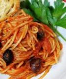 Hướng dẫn làm Mỳ Ý thơm ngon