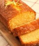 Bánh ga-tô vị chanh