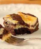 Hướng dẫn làm Creamcheese Brownies món bánh ngon không thể chối từ!