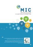 gMIC -  Phần mềm ứng dụng GIS cho ngành Thông tin và Truyền thông