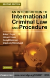 Sách An Introduction to International Criminal Law and Procedure
