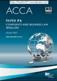PAPER F4  CORPORATE AND BUSINESS LAW  (ENGLISH)