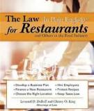 The Law (In Plain English)® for and Others inn the Food Idustry