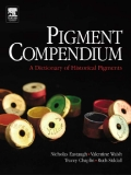 The Pigment  Compendium A dictionary of historical pigments