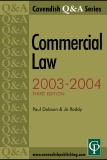 Q&A Series   Commercial Law THIRD EDITION