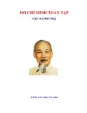 Hồ Chí Minh toàn tập - Tập 10