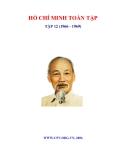 Hồ Chí Minh toàn tập - Tập 12