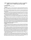 """Báo cáo khoa học """"ĐIỀU CHỈNH TẦN SỐ DAO ĐỘNG CỦA KẾT CẤU KHUNG NHIỀU TẦNG CÓ THIẾT BỊ GIẢM CHẤN HDR """""""