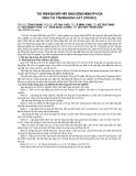 """Báo cáo khoa học """" THÍ NGHIỆM MỐI NỐI NHÀ CÔNG NGHIỆP HÓA CHỊU TẢI TRỌNG ĐỘNG ĐẤT (PHẦN 2) """""""