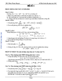 48 Bộ đề toán tổng hợp năm 2008