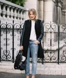 Chọn jeans cho bà bầu thật hoàn hảo