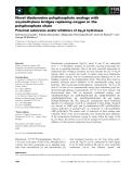 Báo cáo khoa học: Novel diadenosine polyphosphate analogs with oxymethylene bridges replacing oxygen in the polyphosphate chain