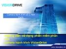 Hướng dẫn sử dụng phần mềm phân tíchcamera hành trình VisionDrive