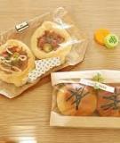 Bánh mì nhân gạo cay Hàn Quốc thử là mê