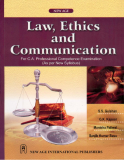 Law, Ethics and Communication
