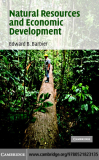 Natural Resources and Economic Development