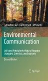 Environmental Communication  Second Edition