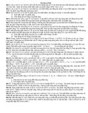 Bài tập về NH3