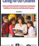 Children's Health and the Environment Children's Health and the Environment
