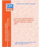 Summary Health Statistics for U.S. Children: National Health Interview Survey, 2011