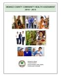 ORANGE COUNTY COMMUNITY HEALTH ASSESSMENT 2010 - 2013