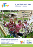 A world without play:  A literature review 2012