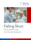 Falling Short Most States Lag On Dental Sealants