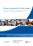 Private Enterprise for Public Health Opportunities for Business to Improve Women's and Children's Health