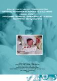Evaluation of the Effectiveness of the National Prevention of Mother-to-Child Transmission (PMTCT) Programme on Infant HIV measured at Six Weeks Postpartum in South Africa