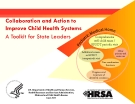 Collaboration and Action to  Improve Child Health Systems  A Toolkit for State Leaders  ri at