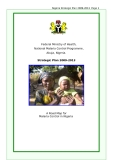 Federal Ministry of Health, National Malaria Control Programme, Abuja, Nigeria. Strategic Plan 2009-2013