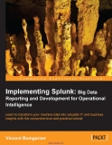 Implementing Splunk: Big Data Essentials for Operational Intelligence