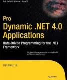 Pro  Dynamic .NET 4.0 Applications