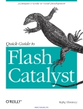Quick Guide to Flash Catalyst pdf