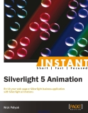 Instant Silverlight 5 Animation