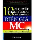 10 BÍ MẬT CỦA NGƯỜI DIỄN THUYẾT THÀNH CÔNG