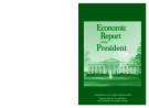 Economic Report of the President 2008 (Economic Report of the President Transmitted to the Congress)