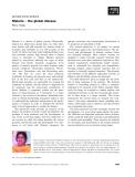 Báo cáo khoa học: Malaria)the global disease
