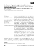 Báo cáo khoa học: Involvement of glutathione/glutathione S-transferase antioxidant system in butyrate-inhibited vascular smooth muscle cell proliferation