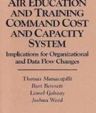 Air education and training command cost and capacity systerm