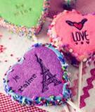 Cookies tình iu cho tình yêu thăng hoa