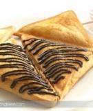 Hướng dẫn lam sandwich chuối cho 1 bữa sáng nhiều năng lượng nhanh nhất quả đất