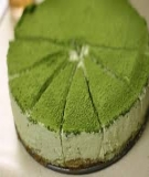 Cách làm bánh kem trà xanh ngon tuyệt cho mùa hè