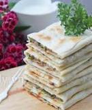 3 bước đơn giản làm bánh mỳ không cần lò nướng