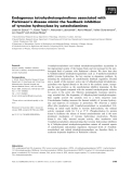Báo cáo khoa học: Endogenous tetrahydroisoquinolines associated with Parkinson's disease mimic the feedback inhibition of tyrosine hydroxylase by catecholamines