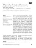 Báo cáo khoa học: Effects of salt on the kinetics and thermodynamic stability of endonuclease I from Vibrio salmonicida and Vibrio cholerae